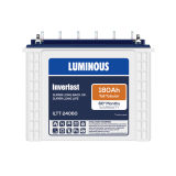 Luminous ILTT 24060 180AH Tall Tubular Battery